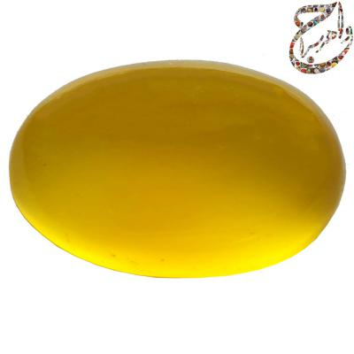 کلوخه افریقایی عقیق زرد
