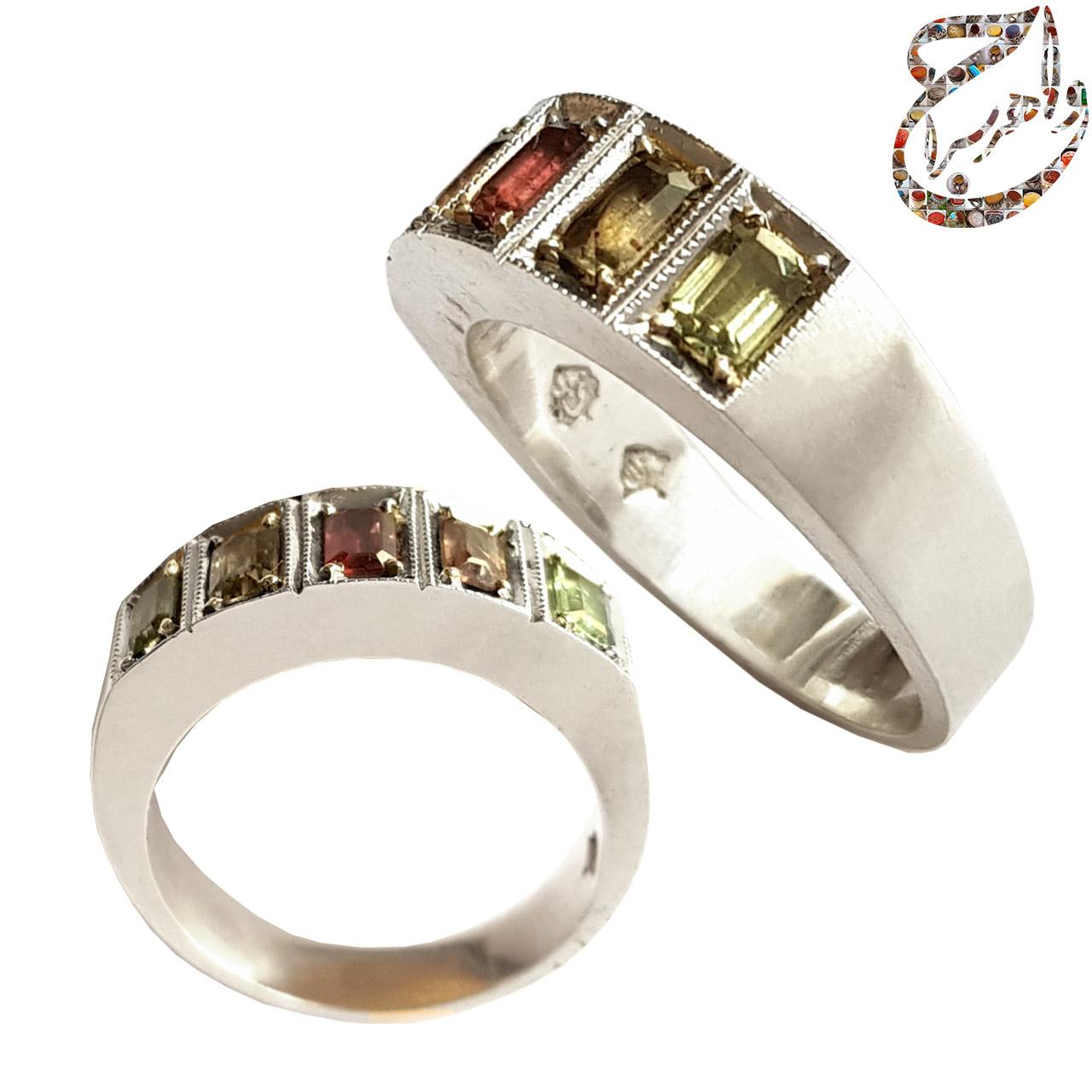 انگشتر حلقه ازدواج مذهبی و سنتی دست ساز