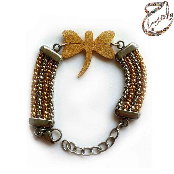 دستبند استیل زنانه